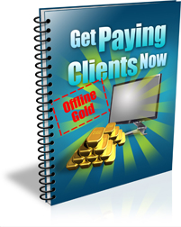 25 different ways to get paying clients offline gold